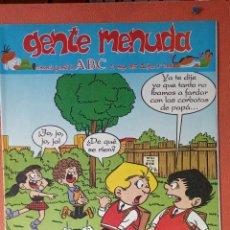 Cómics: GENTE MENUDA. SEMANARIO JUVENIL DE ABC. MAYO 1995. N.º288. EDICIONES B, S.A.. Lote 261672945