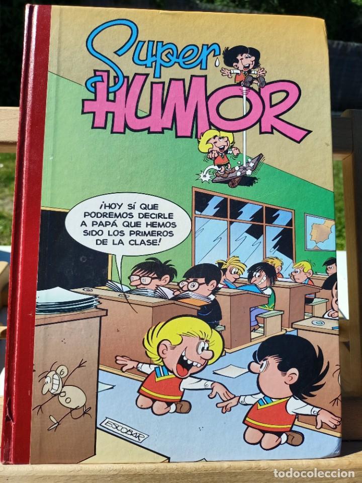 ZIPI ZAPE SUPER HUMOR SEGUNDA EDICIÓN 1999 EDICIONES B (Tebeos y Comics - Ediciones B - Humor)