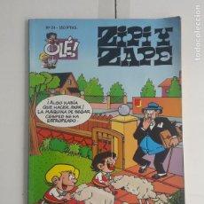 Cómics: ZIPI Y ZAPE Nº 24 - SERIE OLÉ - EDICIONES B., 1994.PRIMERA EDICION. Lote 261856040