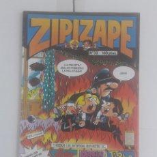 Cómics: ZIPI Y ZAPE. EDICIONES B. 1987. Nº 33. Lote 261856370