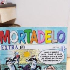 Cómics: MORTADELO EXTRA 60 EDICIONES B. Lote 261946785