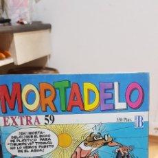 Cómics: MORTADELO EXTRA 59 EDICIONES B. Lote 261946985