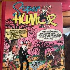 Cómics: SÚPER HUMOR. MORTADELO Y FILEMÓN. NÚM 5. Lote 261956755