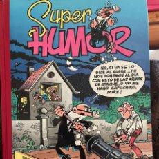 Cómics: SÚPER HUMOR. MORTADELO Y FILEMÓN. NÚM 3. Lote 261957700