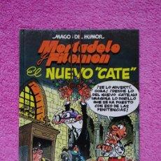 Cómics: MORTADELO Y FILEMÓN MAGOS DEL HUMOR 50 EDICIONES B 1993 1ª EDICIÓN. Lote 262020355