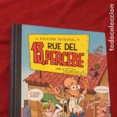 Fumetti: 13 RUE DEL PERCEBE - EDICION INTEGRAL - IBAÑEZ - CARTONE LOMO DE TELA. Lote 262155495