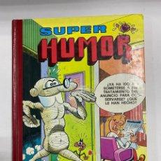 Cómics: SUPER HUMOR. VOLUMEN 12. F. IBAÑEZ. EDICIONES B. NAVARRA, 1987. Lote 262195860