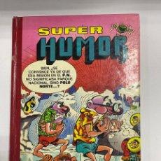 Cómics: SUPER HUMOR. VOLUMEN 56. F. IBAÑEZ. EDICIONES B. NAVARRA, 1988. Lote 262196210