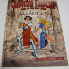 Cómics: EL CAPITAN TRUENO ATLANTIDA-B 2011-MORA-,FERRANDIZ SIN USO-IMPORTANTE LEER DESCRIPCIÓN. Lote 262236510