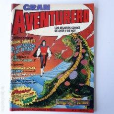 Cómics: GRAN AVENTURERO - NÚMERO 2 - DRAGON COMICS - EDICIONES B. Lote 262247075