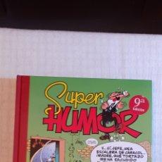 Cómics: SÚPER HUMOR, N°24,EDICIONES B, 2011.. Lote 262293085