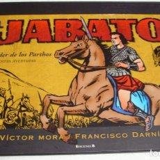 Cómics: EL JABATO 50 ANIVERSARIO-1ª EDICION 2008 IMPECABLE SIN USO-IMPORTANTE LEER DESCRIPCIÓN. Lote 262307725