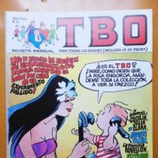 Cómics: TBO Nº 26 Y 27. EDICIONES B. MUY BUEN ESTADO. Lote 262555765