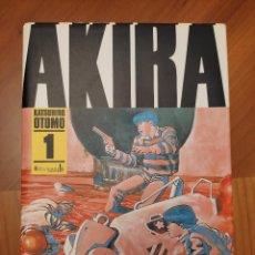 Cómics: AKIRA 01 - KATSUHIRO OTOMO (EDICIONES B). Lote 262623880
