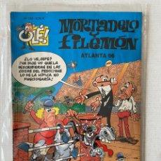 Cómics: MORTADELO Y FILEMÓN - ATLANTA 96 OLÉ #132 EDICIONES B 3ª ED.. Lote 262667150