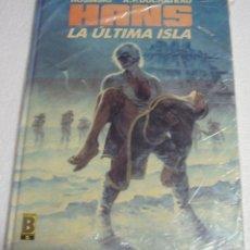 Cómics: HANS LA ULTIMA ISLA. Nº 1-ED.B 1989-PERFECTO- IMPORTANTE LEER DESCRIPCIÓN. Lote 262802990