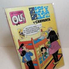 Cómics: COLECCIÓN OLE: ZIPI Y ZAPE Y CARPANTA EDICIONES B. Lote 262856290