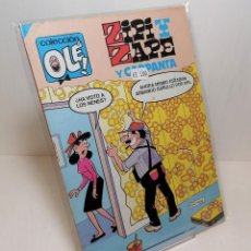 Cómics: COLECCIÓN OLE: ZIPI Y ZAPE Y CARPANTA EDICIONES B. Lote 262856715