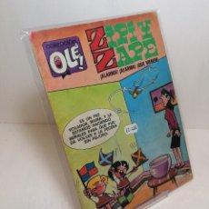 Cómics: COLECCION OLE: ZIPI Y ZAPE ALARMA ALARMA QUE VIENEN EDICIONES B. Lote 262892565