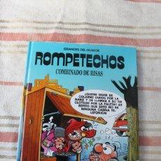 Cómics: MAGOS DEL HUMOR Nº 5: ROMPETECHOS COMBINADO DE RISAS; EDICIONES B. Lote 262946035