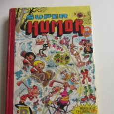 Cómics: SUPER HUMOR Nº 38 MORTADELO, ZIPI ZAPE , CARPANTA , SACARINO . EDICIONES . B 1987. Lote 262947500