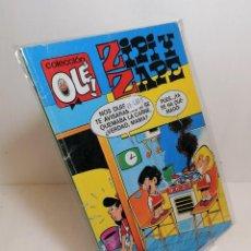 Cómics: COLECCION OLE: ZIPI Y ZAPE EDICIONES B. Lote 263014075