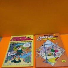 Fumetti: GALERIAS DEL HUMOR.....EDICIONES B.....2 EJEMPLARES.... Lote 263062055