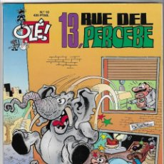 Cómics: OLE-- 13 RUE DEL PERCEBE -- Nº 10 Y 20. Lote 263101465