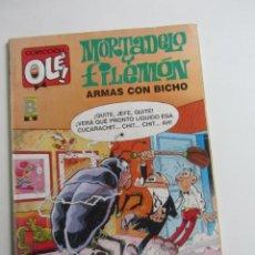Cómics: OLÉ! MORTADELO Y FILEMÓN Nº 352-M.148 - 1ª EDICIÓN 1989 - EDICIONES B ARX98. Lote 263169690