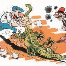 Cómics: TARJETA PUBLICITARIA DE PEPE GOTERA. Lote 263176640