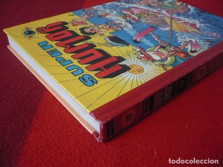 Cómics: SUPER HUMOR VOLUMEN Nº 49 EDICIONES B 1ª EDICION 1991 MORTADELO Y FILEMON ZIPI Y ZAPE - Foto 2 - 263222860
