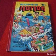 Cómics: SUPER HUMOR VOLUMEN Nº 49 EDICIONES B 1ª EDICION 1991 MORTADELO Y FILEMON ZIPI Y ZAPE. Lote 263222860