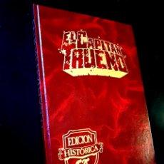 Cómics: DE KIOSCO EL CAPITAN TRUENO TOMO 3 EDICION HISTORICA EDICIONES B. Lote 263227675