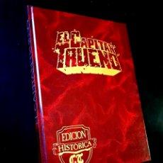 Cómics: DE KIOSCO EL CAPITAN TRUENO TOMO 4 EDICION HISTORICA EDICIONES B. Lote 263227790
