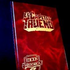 Cómics: DE KIOSCO EL CAPITAN TRUENO TOMO 7 EDICION HISTORICA EDICIONES B. Lote 263229335