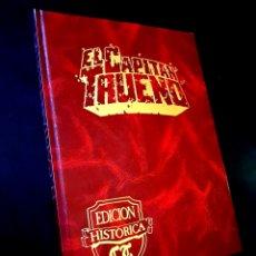 Cómics: DE KIOSCO EL CAPITAN TRUENO TOMO 8 EDICION HISTORICA EDICIONES B. Lote 263229790