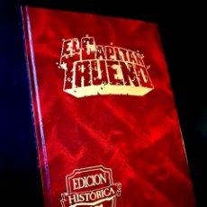 Cómics: DE KIOSCO EL CAPITAN TRUENO TOMO 1 EDICION HISTORICA EDICIONES B. Lote 263229970