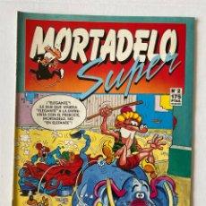 Comics : MORTADELO SÚPER 2 EDICIONES B. Lote 263230305