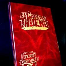 Cómics: DE KIOSCO EL CAPITAN TRUENO TOMO 2 EDICION HISTORICA EDICIONES B. Lote 263230500