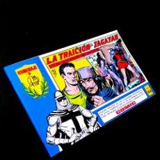Cómics: EXCELENTE ESTADO EL GUERRERO DEL ANTIFAZ 44 EDITORA VALENCIANA. Lote 263249595