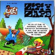 Cómics: ZIPI Y ZAPE - COLECCION OLE - COMIC. Lote 263255020