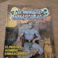 Cómics: EL HOMBRE ENMASCARADO - N 1 - TEBEOS S.A. Lote 263300195