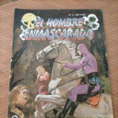 Cómics: EL HOMBRE ENMASCARADO - N 2 - TEBEOS S.A. Lote 263300655