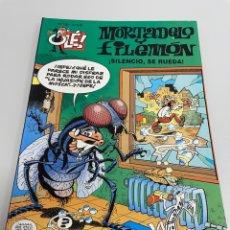 Cómics: MORTADELO Y FILEMÓN. NÚMERO 128. SILENCIO, SE RUEDA. EDICIÓN 2003. Lote 263633295