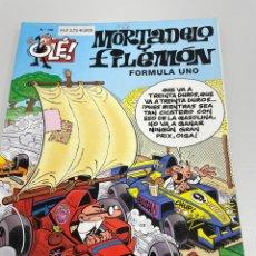 Cómics: MORTADELO Y FILEMÓN. PRIMERA EDICIÓN 2001. NÚMERO 156. FORMULA 1. Lote 263635255