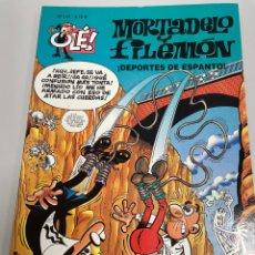 Cómics: MORTADELO Y FILEMÓN. NÚMERO 144. EDICIÓN 2003. DEPORTES DE ESPANTO.. Lote 263637880
