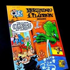 Cómics: EXCELENTE ESTADO 1° PRIMERA EDICION MORTADELO Y FILEMON 81 EDICIONES B. Lote 264162192