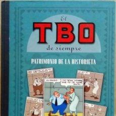 Comics : EL TBO DE SIEMPRE Nº 9. PATRIMONIO DE LA HISTORIETA. EDICIONES B, 2010.. Lote 264507574