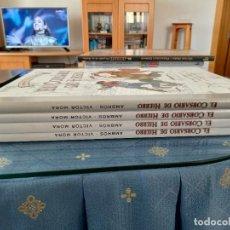 Cómics: Z EL CORSARIO DE HIERRO 1 A 4 (COMPLETA. FORMATO GRANDE), DE MORA Y AMBROS (EDICIONES B)(37,5X28). Lote 264699849