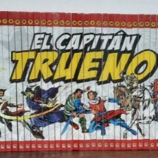 Cómics: EL CAPITAN TRUENO 60 ANIVERSARIO - COLECCION COMPLETA 60 TOMOS - SALVAT, EDICIONES B, 2017. Lote 264845064